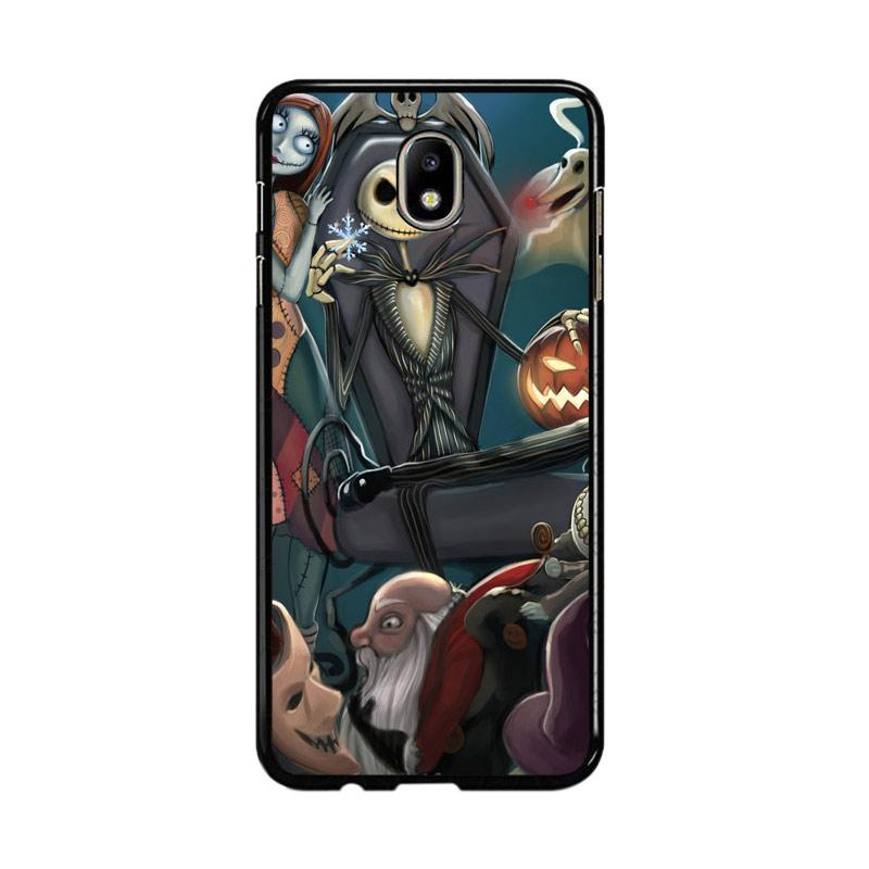 Flazzstore Nightmare Before Christmas Z1482 Custom Casing for Samsung Galaxy J5 Pro 2017