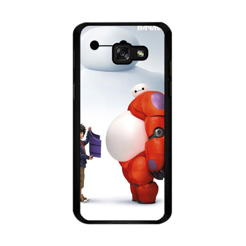Flazzstore Baymax O0187 Costum Casing for Samsung Galaxy A5 2017