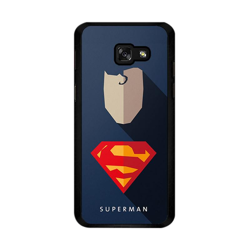 Flazzstore Superhero Superman O0247 Custom Casing for Samsung Galaxy A5 2017