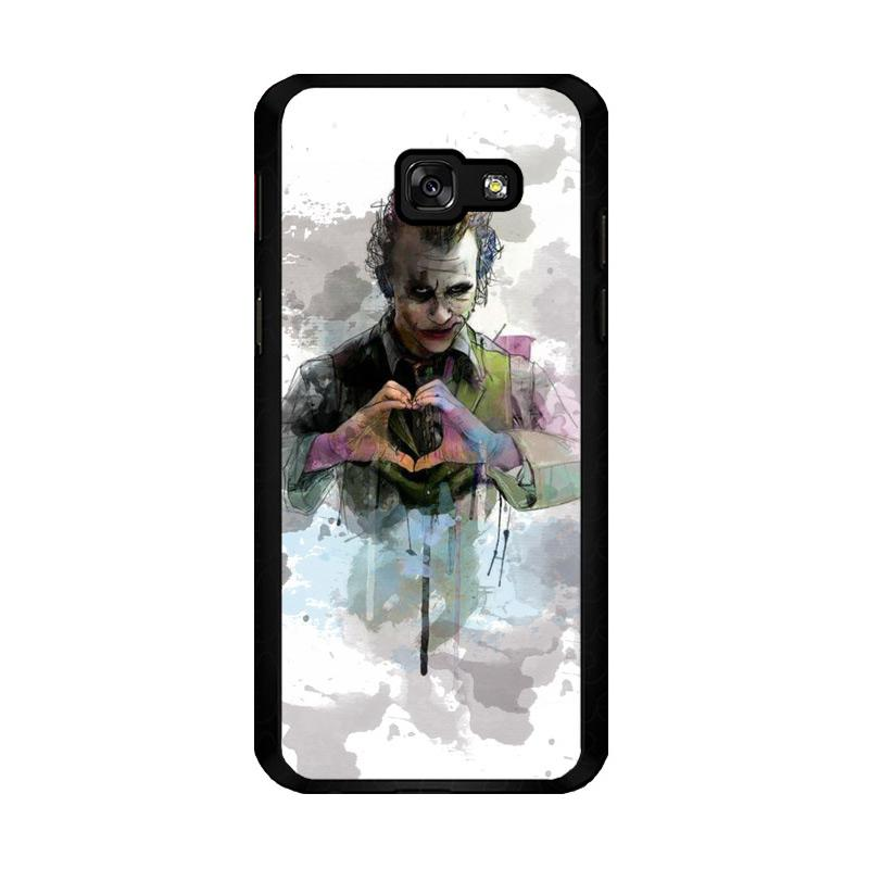 Flazzstore Joker Water Colour O0455 Custom Casing for Samsung Galaxy A5 2017