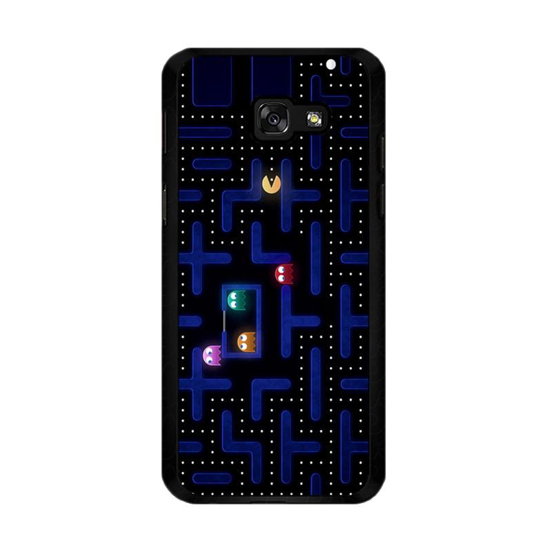 Flazzstore Pacman Game Z0602 Costum Casing for Samsung Galaxy A5 2017