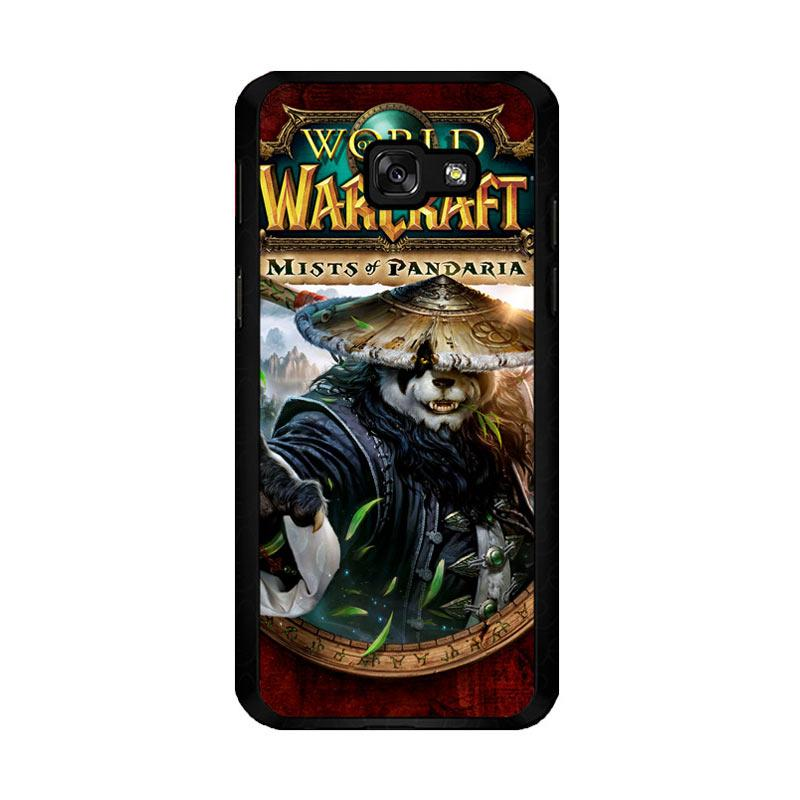 Flazzstore World Of Warcraft Guardian Druid Mists Of Pandaria Z0652 Custom Casing for Samsung Galaxy A5 2017