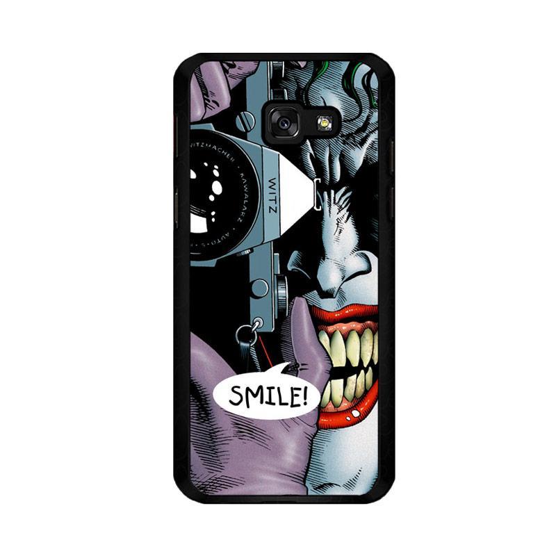 Flazzstore Joker Batman The Killing Joke F0835 Custom Casing for Samsung Galaxy A5 2017