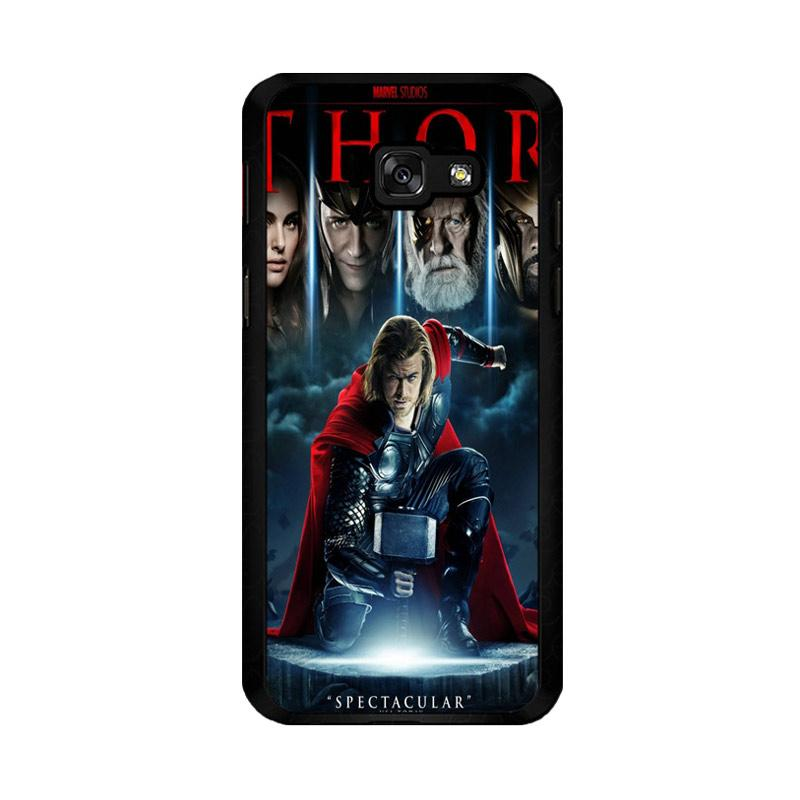 Flazzstore Thor Marvel F0811 Custom Casing for Samsung Galaxy A5 2017