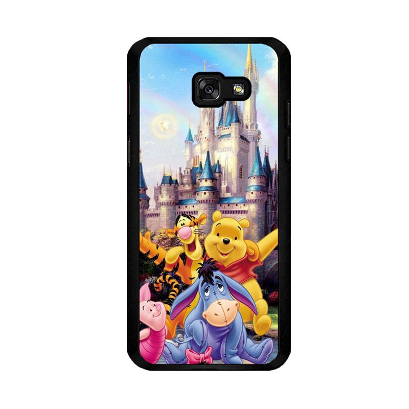 Flazzstore Winnie The Pooh Disney Z0060Custom Casing for Samsung Galaxy A5 2017