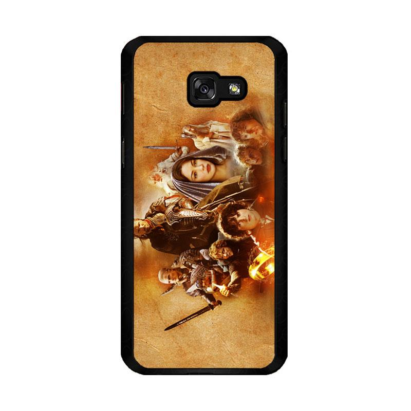 Flazzstore Hobbit Lord Of The Ring Lotr Art Z0105 Custom Casing for Samsung Galaxy A5 2017