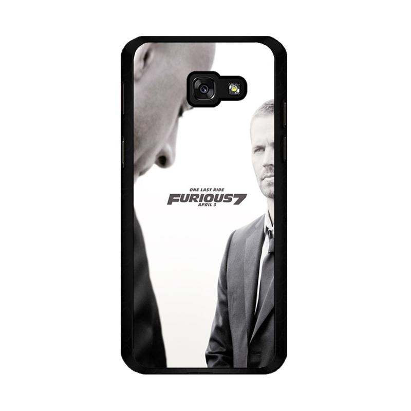 Flazzstore One Last Ride Z0365 Costum Casing for Samsung Galaxy A5 2017