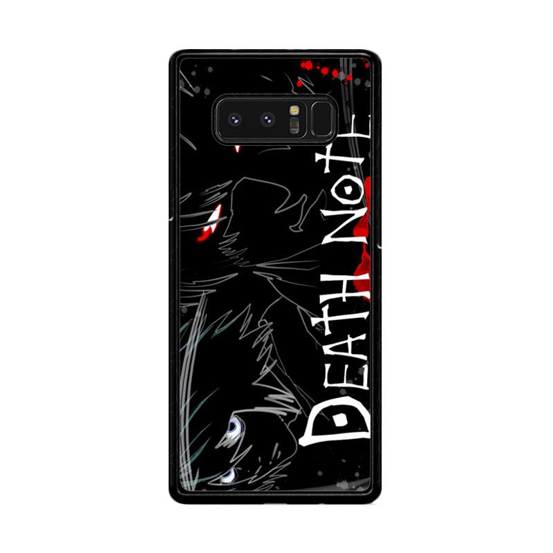 Flazzstore Death Note Anime Z0463 Custom Casing for Samsung Galaxy Note8