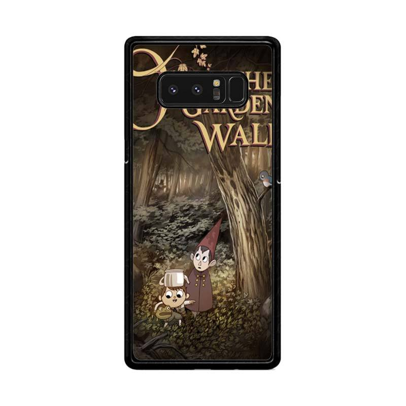 Flazzstore Over The Garden Wall Z1267 Custom Casing for Samsung Galaxy Note8