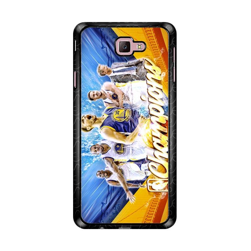 Flazzstore Golden State Warriors Nba Champions Z4939 Custom Casing for Samsung Galaxy J7 Prime