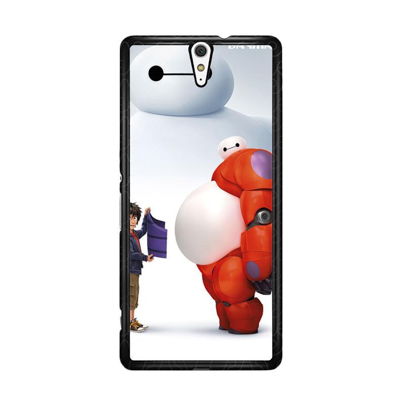 Flazzstore Baymax O0187 Custom Casing for Sony Xperia C5 Ultra