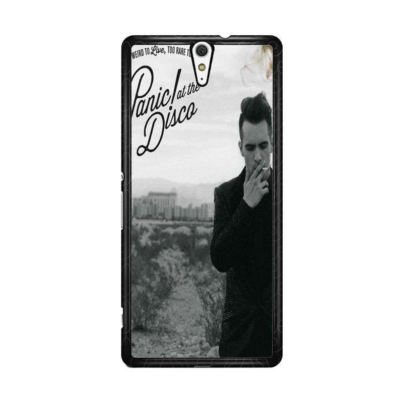 Flazzstore Panic At The Disco Album Cover F0590 Custom Casing for Sony Xperia C5 Ultra