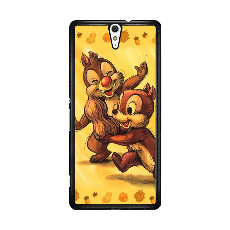 Flazzstore Chip N Dale Childhood Memories F0392 Custom Casing for Sony Xperia C5 Ultra