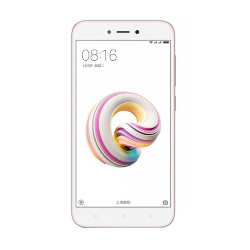 Update Harga Xiaomi Redmi 5A Smartphone – Rose Gold [2GB/16GB] Resmi TAM