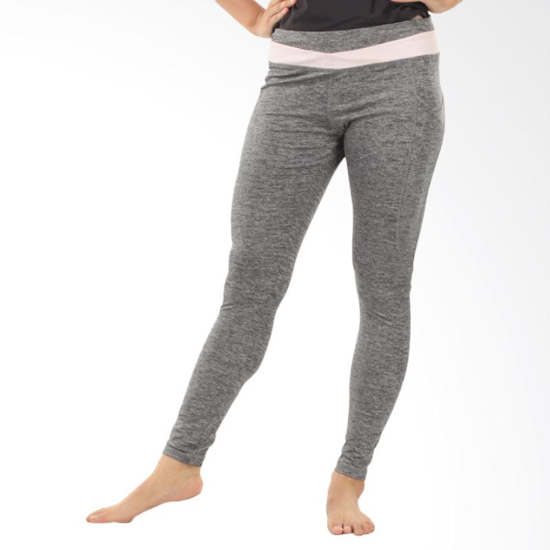 Forever 21 Inserted List SP Legging Celana Olahraga Wanita - Misty [09F2100201]