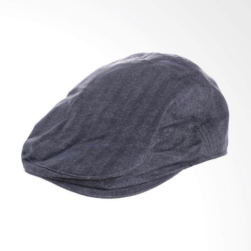 Famo 0201 Men Hat - Grey Semua Ukuran