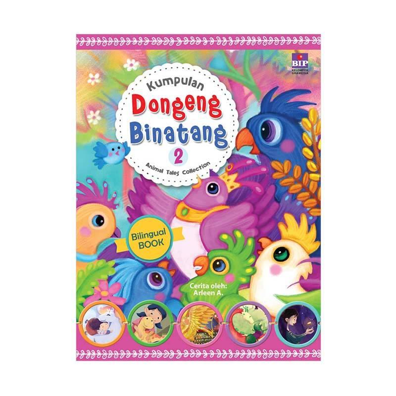 BIP Kumpulan Dongeng Binatang 02 by Arleen A Buku Edukasi