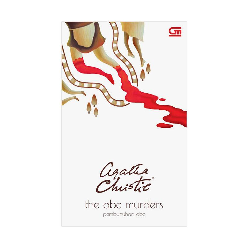 Gramedia Pustaka Utama Pembunuhan ABC The ABC Murders by Agatha Christie Buku Novel