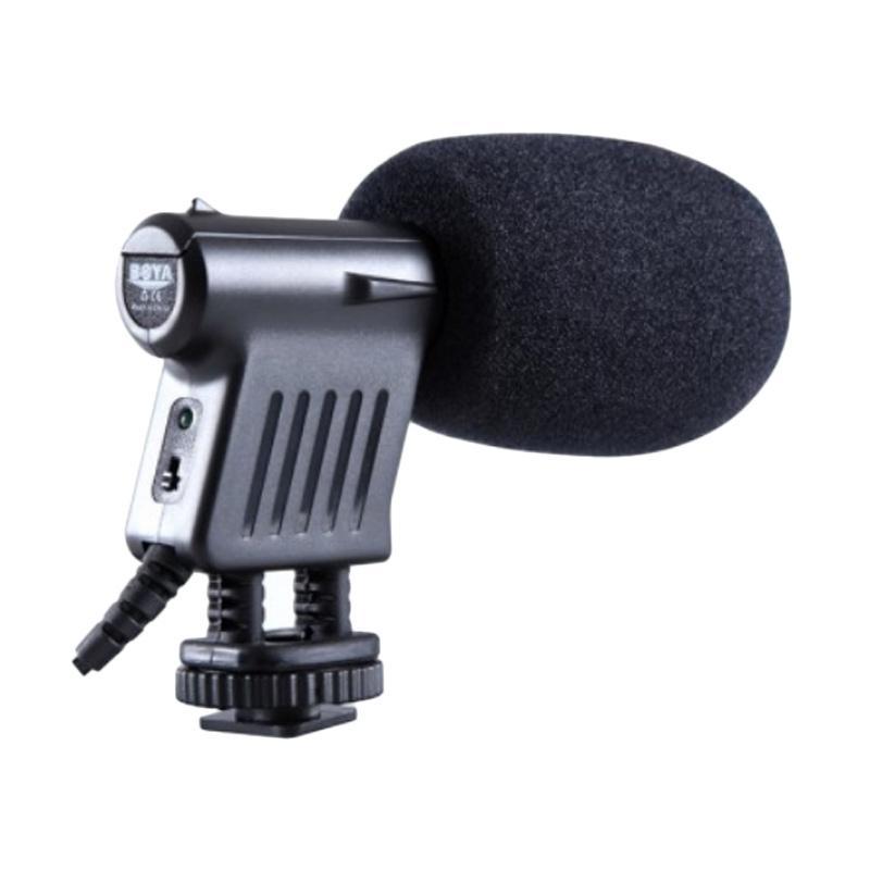 Boya BY VM01 Directional Video Condenser Shotgun Microphone