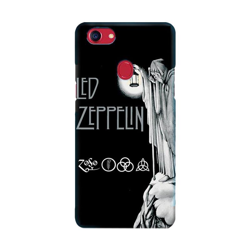 harga Acc Hp LED Zeppelin Darkness L2490 Custom Casing for Oppo F7 Blibli.com