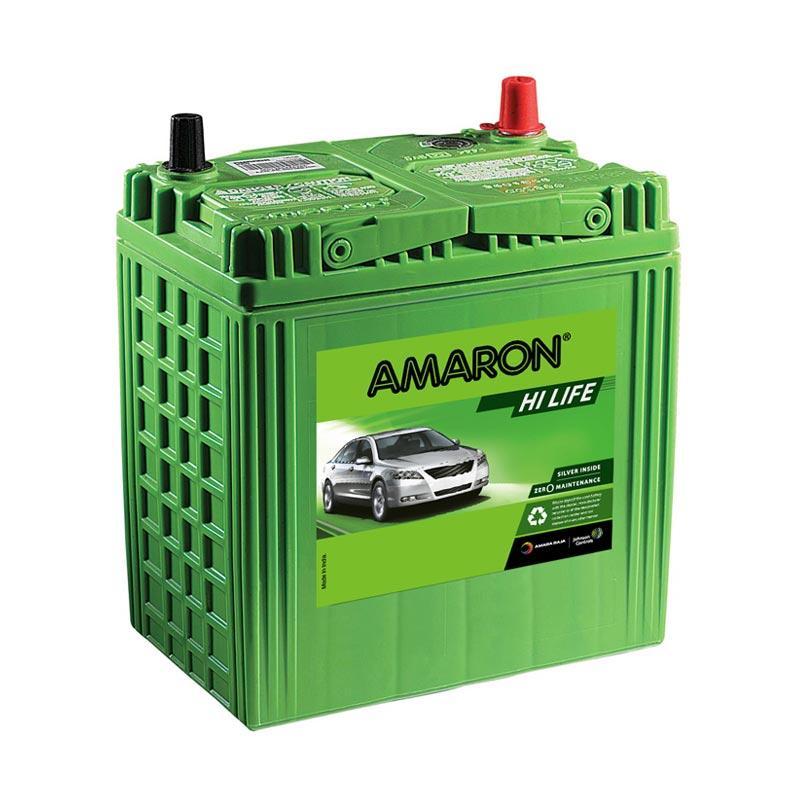 Amaron Hi Life NS 40 ZL Aki Mobil [35 Ah] 42B20L