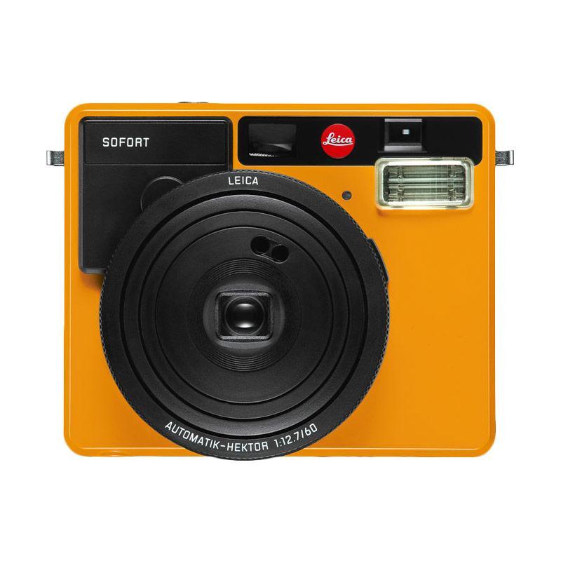 Leica Sofort Kamera Pocket - Orange