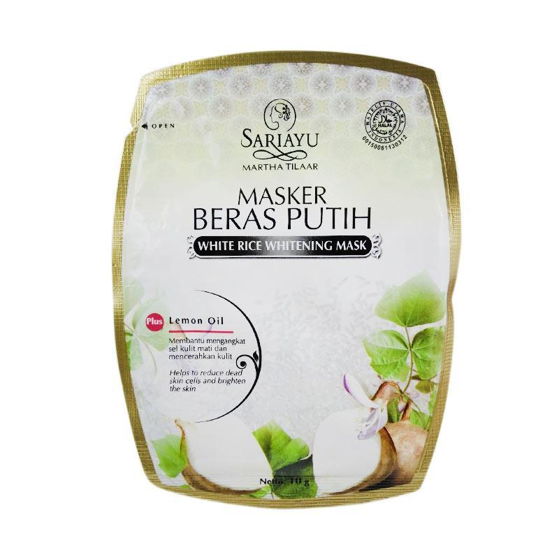 Sariayu sariayu masker beras putih full02