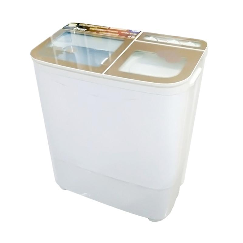 Akari AWM-88SK Mesin Cuci [2 Tabung/8 kg]