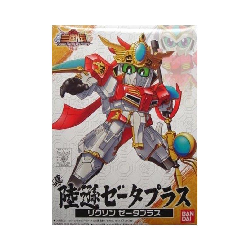 Bandai SD BB 028 Shin Rikuson Z Plus