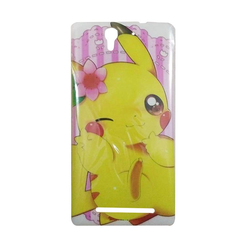 FDT TPU Pokemon 001 Casing for Sony Xperia C3 D2533