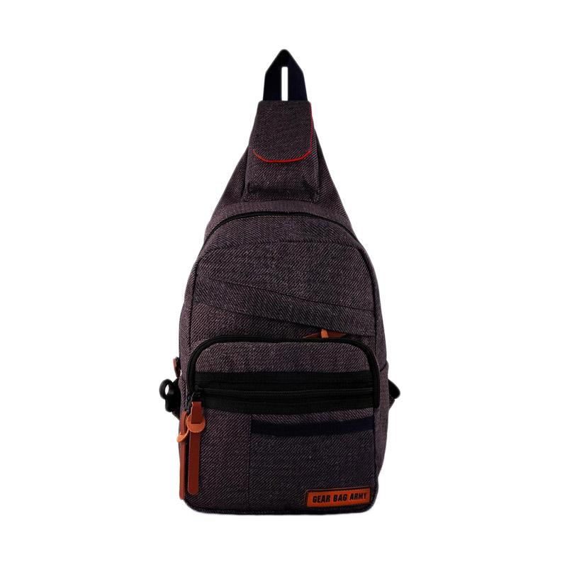 harga Gear Bag Air Force Hartwood Tas Selempang - Ebony Blibli.com