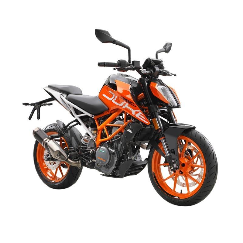harga KTM New Duke 250 Sepeda Motor - Orange Blibli.com