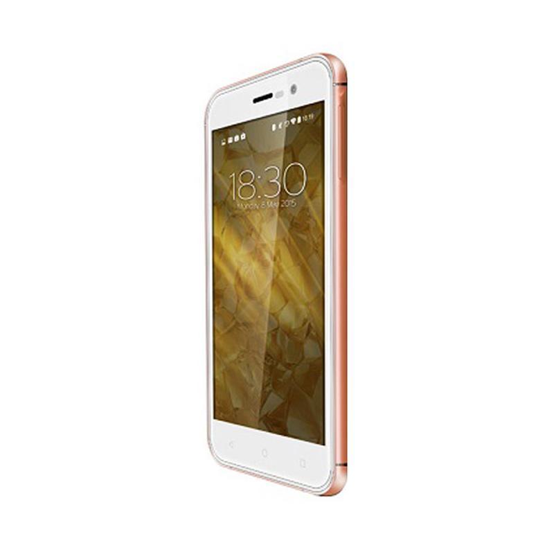 Advan Vandroid I5A Smartphone - White Rose Gold [16 GB/2 GB]