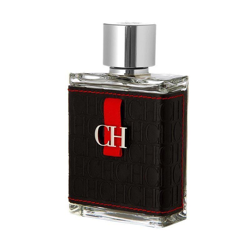 Carolina Herrera CH Man Parfum Pria 100 ML Ori Tester Non Box