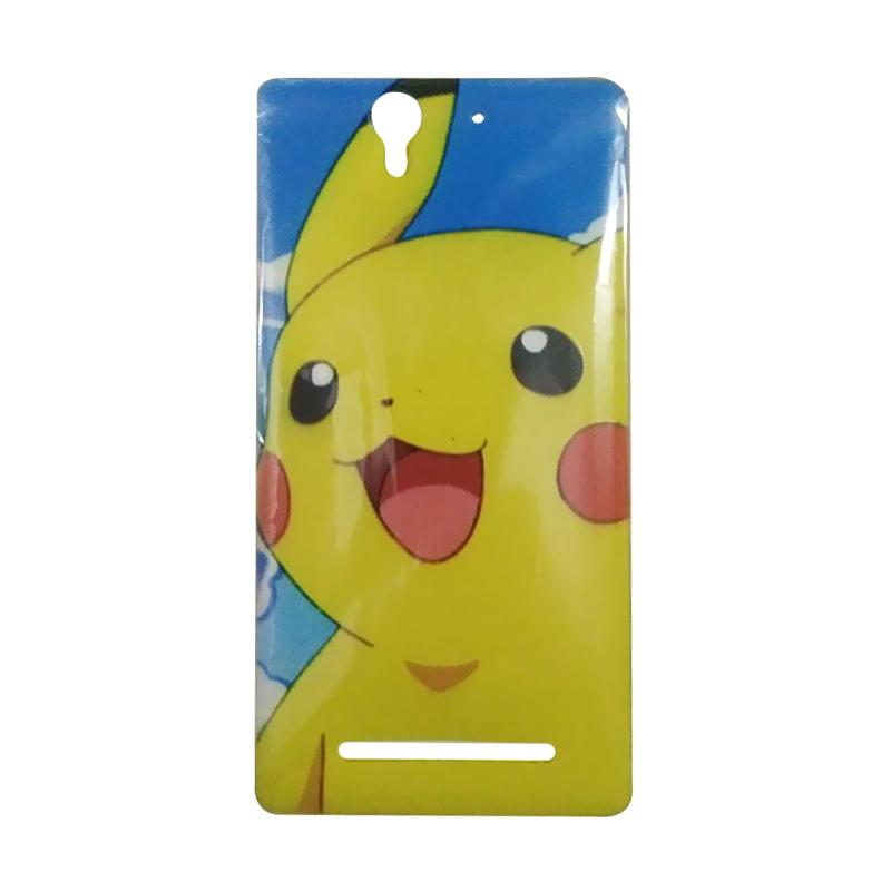 FDT TPU Pokemon 003 Casing for Sony Xperia C3 D2533