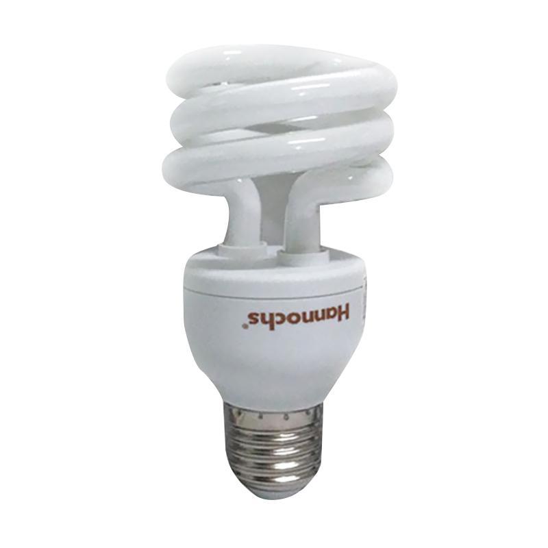 Hannochs Spiral Bohlam Lampu [20 Watt]