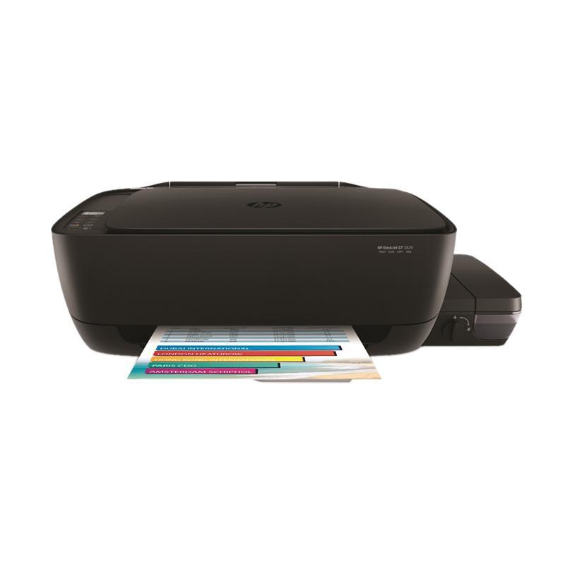 harga HP 5820 Printer - Black [Print/Scan/Copy/Wifi] Blibli.com