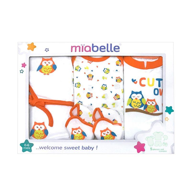 Miabelle GSMB002 Baby Gift Set