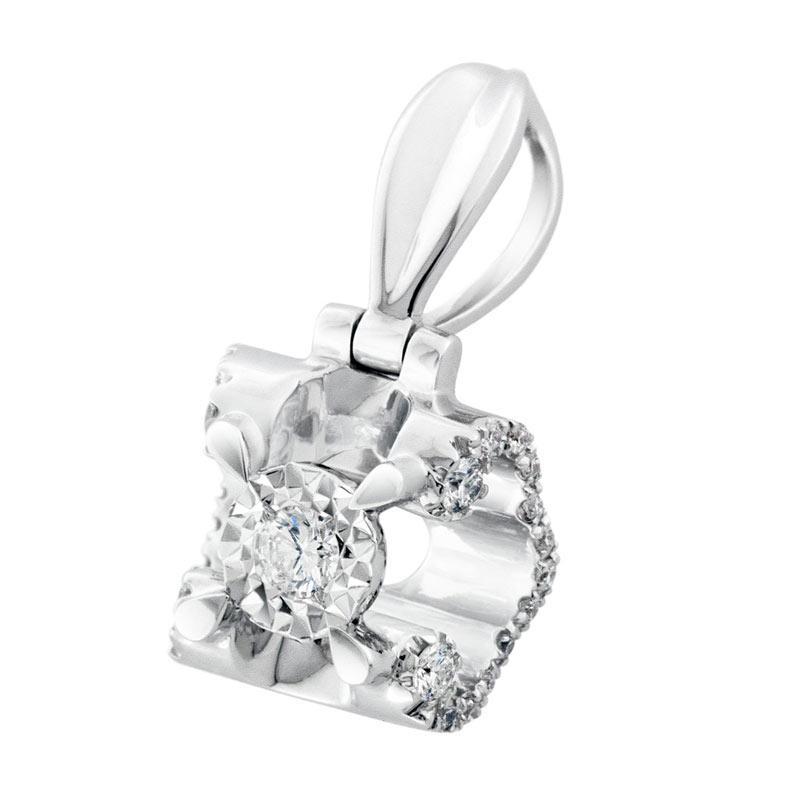 My Jewel WP31193 Diamond Pendant