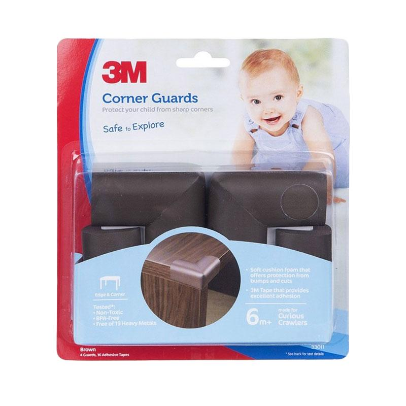 3M Command SC-31 Child Corner Guard - Brown