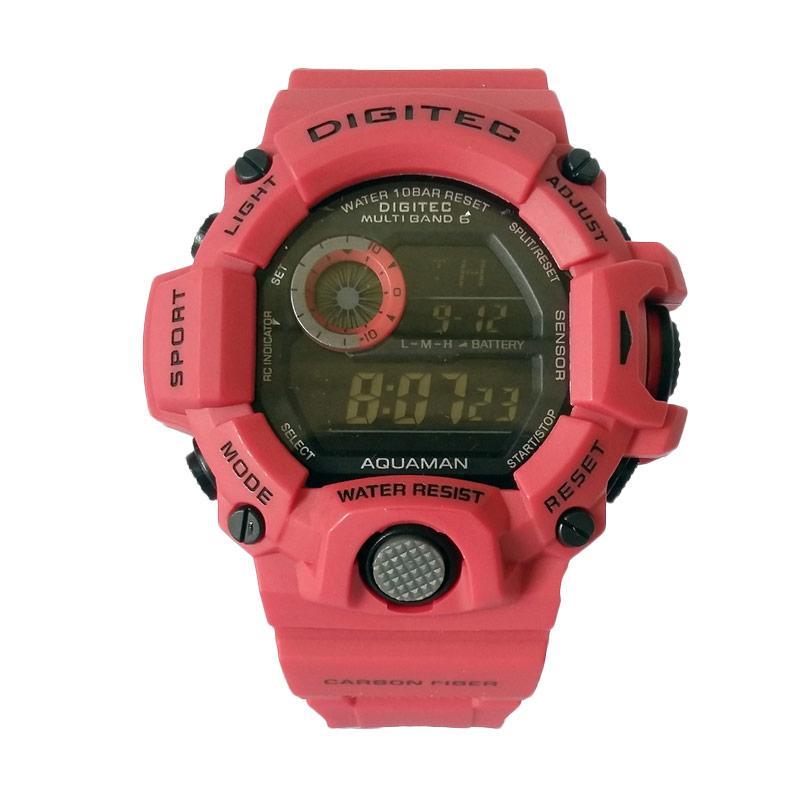 Digitec DG2064T Jam Tangan Pria - Merah