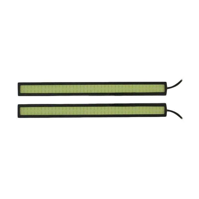 harga Gonzie Speed DRL LED Plasma COB Lampu Mobil [17 cm] Blibli.com