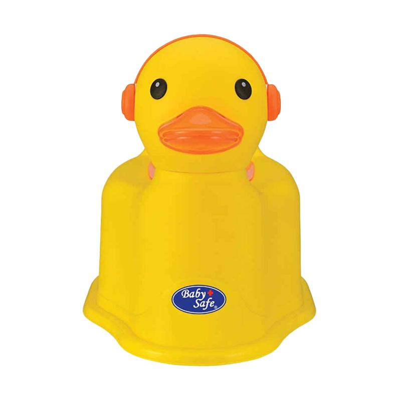 Baby Safe Training Potty Duck