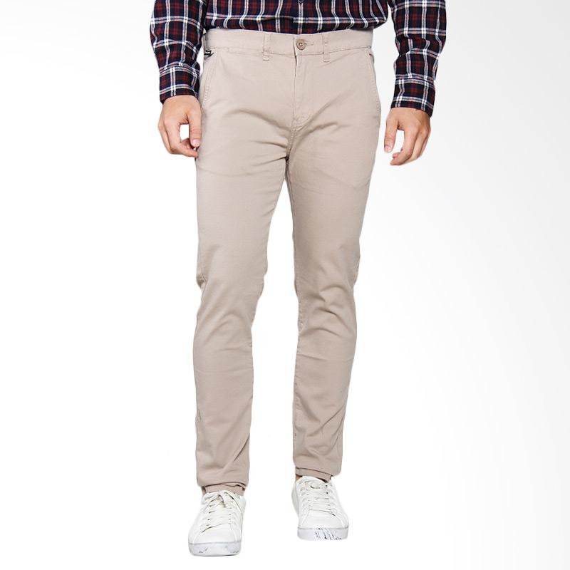 3SECOND Fit Relaxed Pants Cream [103031713]
