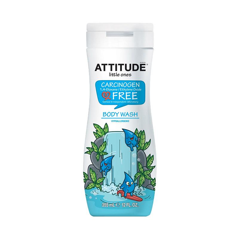 Attitude Kids Bodywash [355 mL]