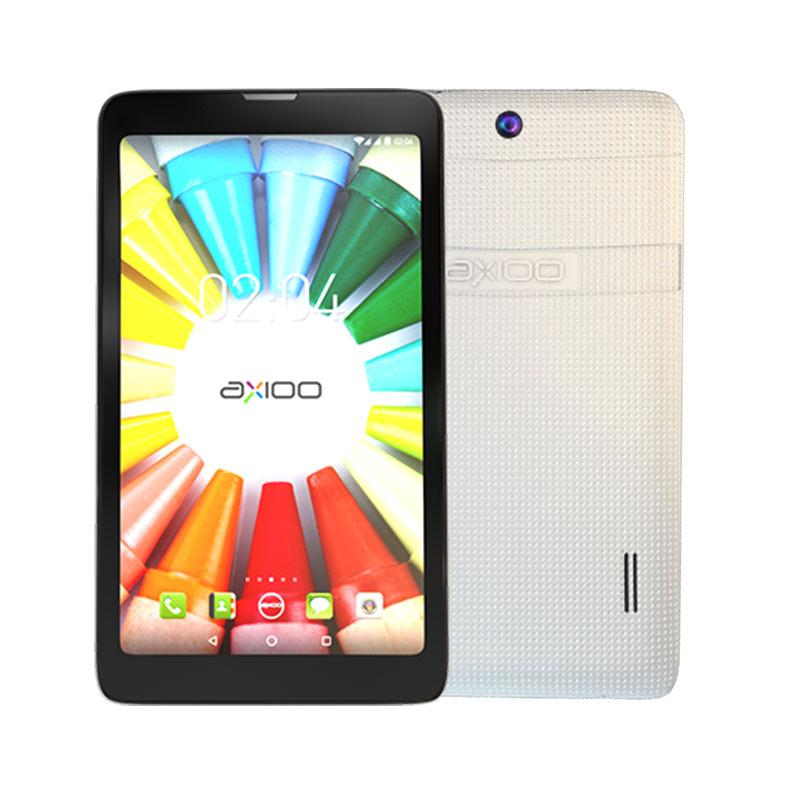Axioo S3 Plus Tablet - White [8 GB/ 1 GB]