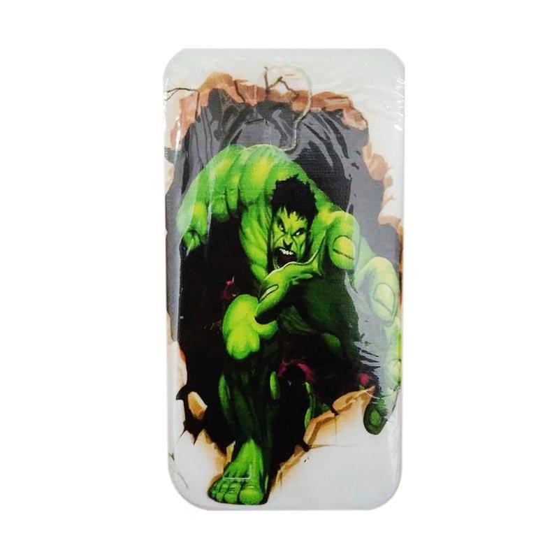 FDT TPU Hulk 001 Casing for Samsung Galaxy S4 I9500