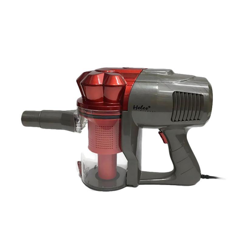 Heles HL-902 Hand Vacuum Cleaner - Merah