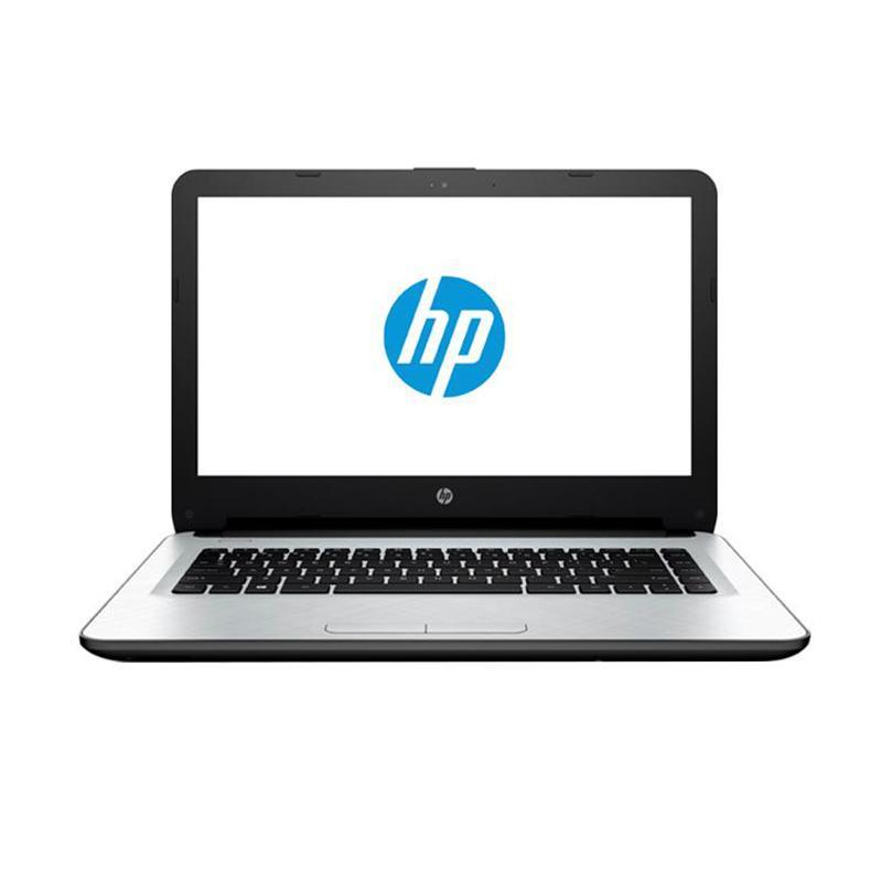 HP 14-AN002AX Notebook - Silver [AMD A8-7410/ 4GB/ 500GB/ 14 Inch/ Window 10]