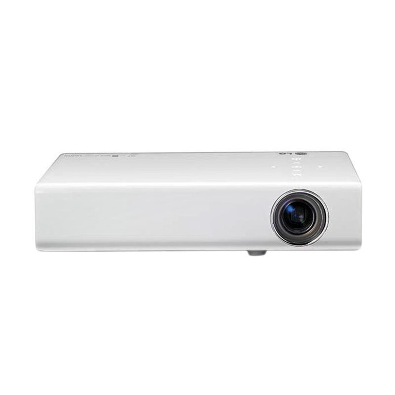 harga LG PB60G Micro Portable LED Projector - White Blibli.com
